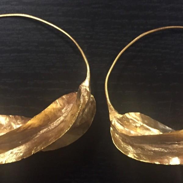 gold dipped Fulani earrings-large version_6